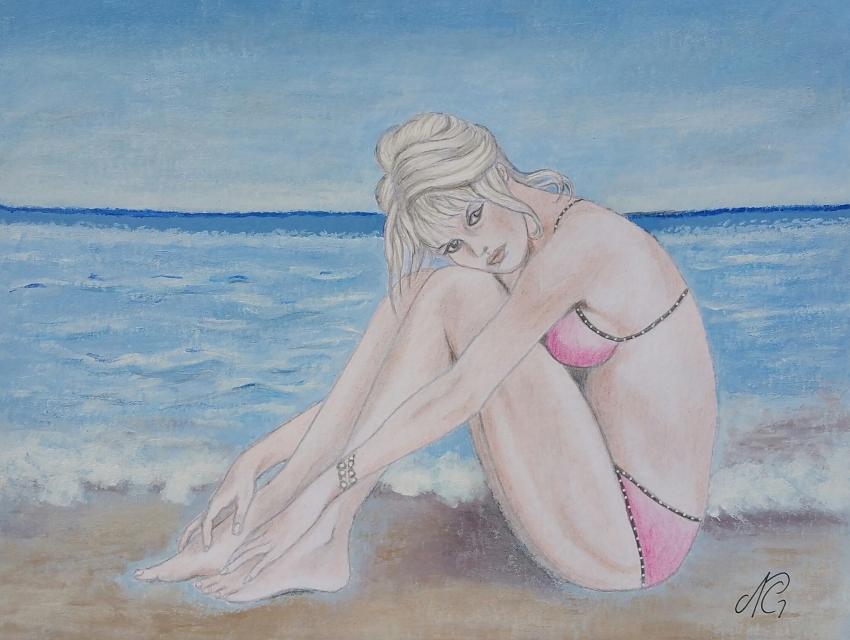 Brigitte Bardot por Nicky08